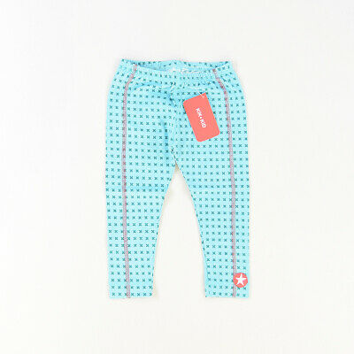 Leggins color Azul marca Kik Kid 18 Meses  515168