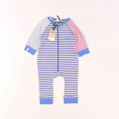 Pelele color Azul marca Lilly Sid 6 Meses  515153
