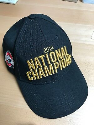 ... usa 2014 ohio state buckeyes football undisputed national champions  gold nike hat b814a 8a36d 4f561b5c15f