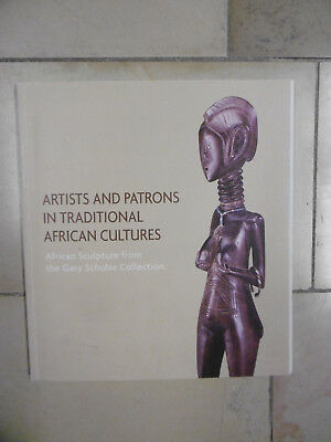 D. Page  Artists and Patrons Traditional African Cultures 2005 Gary Schulz Coll.