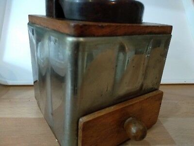 Antique French Peugeot Coffee Grinder