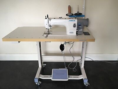 Jack 6380BC-Q Walking Foot Industrial Direct Drive Sewing Machine For Leather