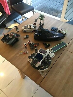 Playmobil Top Agents Und Future Planet E-Racer Set Top Zustand