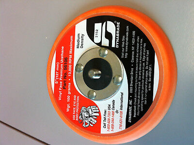 Dynabrade 56106 Vinyl-Face 3/8-Inch Thick Urethane  Lot of 3