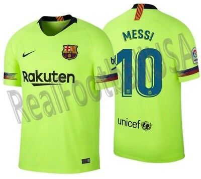 NIKE LIONEL MESSI Fc Barcelona Away Jersey 2018 19. -  135.00  407722946