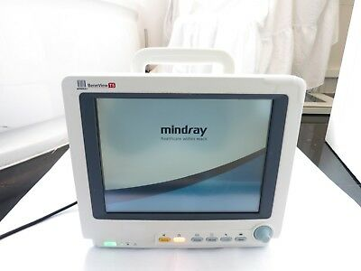 "Mindray Beneview T5 12.1"" Touchscreen Patient Bedside Vital Signs Colour Monitor"