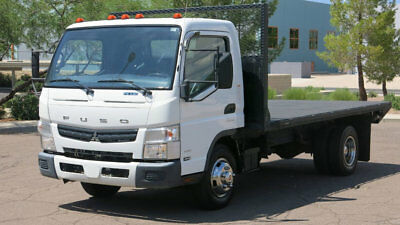 2015 Mitshubishi Canter Duonic Fe130 Drake Flatbed 3.0 Diesel