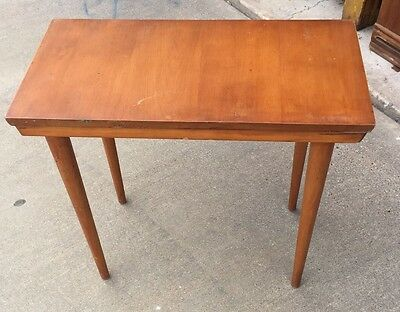 Conant Ball End Occasional Table Mid Century,