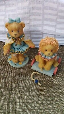 Cherished Teddies Claudia, 1995 you are my main attraction 1996.