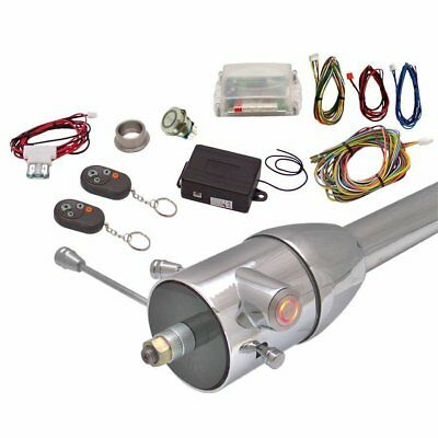 Red One Touch Engine Start Kit with Column Insert and Remote Keep It Clean rat