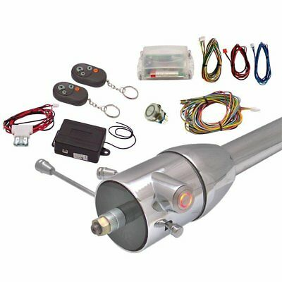 Red One Touch Engine Start Kit and Remote Keep It Clean KICHFS1501R hot rod