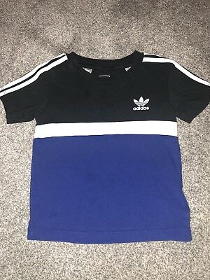 Adidas Baby Infant Boys Tshirt Size 12-18 months