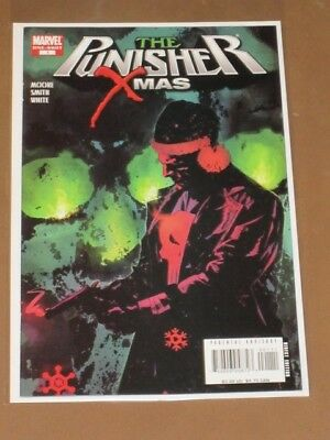 Punisher Xmas Special #1 One-Shot Vf/nm Naughty Or Nice? Holiday Homicides