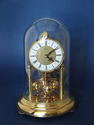 Vintage 1960s Kern & Sohne Miniature 400 Day Anniversary Clock
