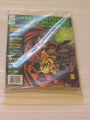 Vintage Issue of Advance Comics Magazine #57 Sep 1993 - Factory Sealed