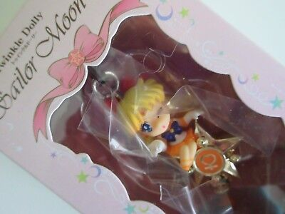 NEW! Bandai SAILOR MOON  TWINKLE DOLLY VENUS Charm CUTE!