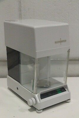 Mettler Electronic H31AR Laboratory Analytical Enclosed Balance Scale