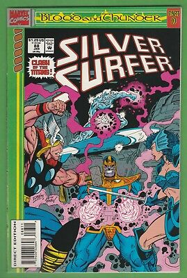 """Silver Surfer Vol 3 #88 """"Blood and Thunder, Pt. 10 of 13: Common Enemy"""""""