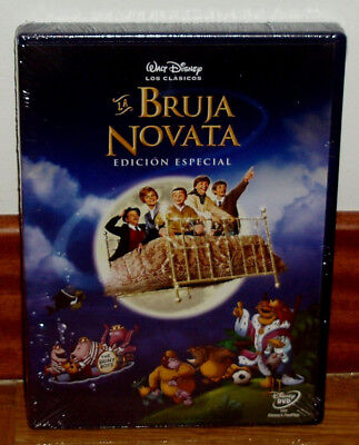 The Witch Rookie Edition Special Disney Dvd New Sealed (Unopened) R2