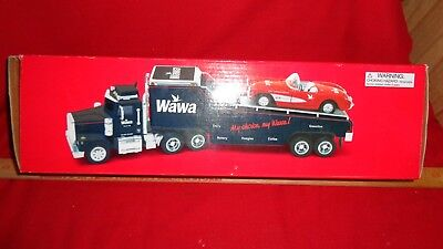 Wawa  Car  Carrier Truck Second  In  The  Series  By  Taylor Trucks 1/32