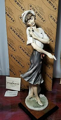 """Florence Giuseppe Armani """"IN LOVE""""  # 382C Limited Edition # 851/5000"""