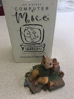 "Computer Mice By Lee Sievers ""floppy"""