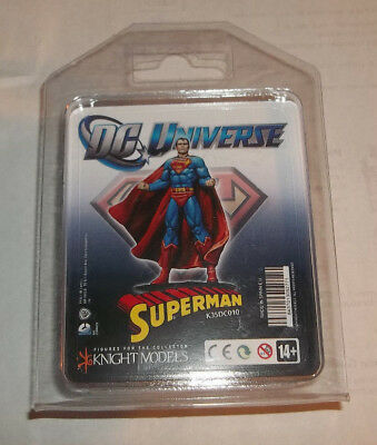 SUPERMAN DC UNIVERSE Knight Models K35DC010 Jim Lee?