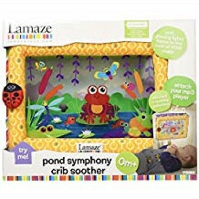 Lamaze Crib Soother- Pond