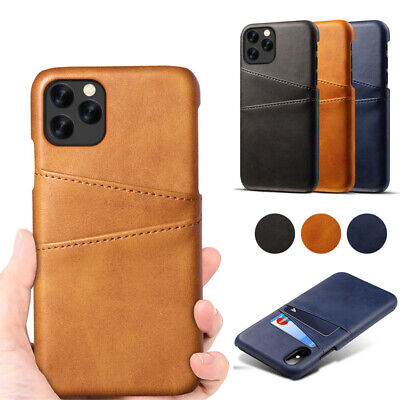 For iPhone XS Max XR X Luxury Leather Wallet Case Card Slot Pocket Holder Cover