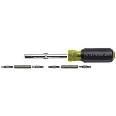 Screwdriver and Nut Driver 11-in-1 Multi Tool, Cushion Grip Handle Klein Tools