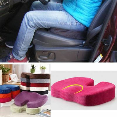 Auto Car Seat Cushion Protector Sit Cover Mat Pad Protect Lower Back Spinal