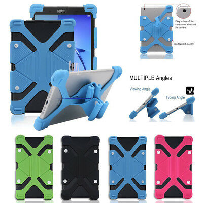 Heavy Duty Tough Shockproof Strong Case Cover For Huawei MediaPad T3