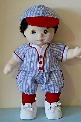 My Child Doll Baseball Outfit (No Doll)