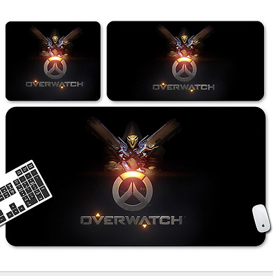 Hot Overwatch Reaper Game Mouse Pad Profession PC Large Mats Muti size