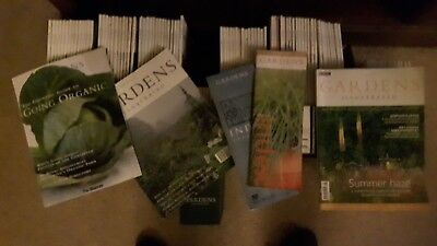 Gardens Illustrated issues 1-104 complete in good condition plus the two indexes