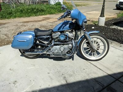 1997 Harley-Davidson Sportster  Harley-Davidson 1997 sportster 883 Custom. Too much to list, have all paperwork.