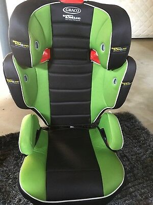 Graco Affix Youth Booster Car Seat With Latch System