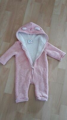 Baby overall Winter 62