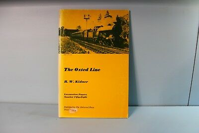 The Oxted Line - Oakwood Press