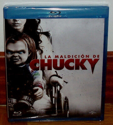 The Curse Of Chucky Blu-Ray New Sealed Terror Thriller (Unopened) R2