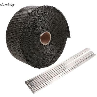 10M Electrical Insulation Tape Cloth Heat Resistant Wiring Insulation S5DY 02