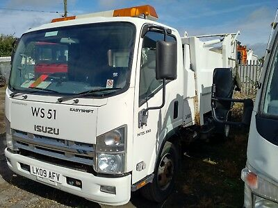 Isuzu N75 190 2009 Breaking