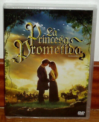 The Princess Bride Dvd New Sealed Aventuras Comedy (Unopened) R2