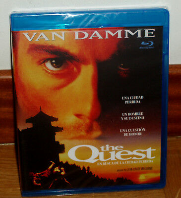 The Quest In Search Of The City Loss Blu-Ray New Sealed (Unopened) R2
