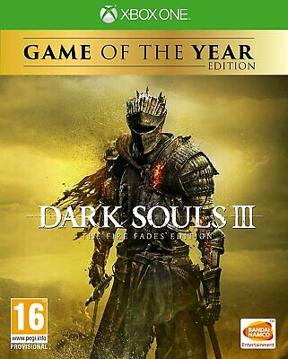 Dark Souls III: The Fire Fades Edition (Game of the Year Edition) (XBOX ONE)