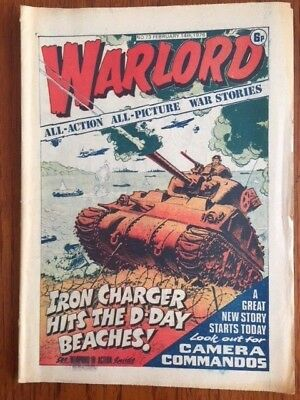 """WARLORD 14th February 1976 (""""HAPPY VALENTINES"""") - Edition No. 73."""