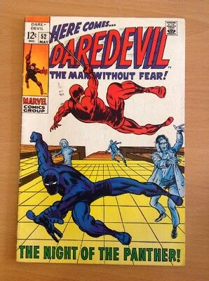 Daredevil Nr. 52 (Fine/Very Fine)
