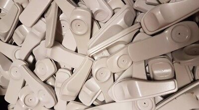 Lot of 100 Security Tags Anti Theft Sensors Retail Clothing Clothes