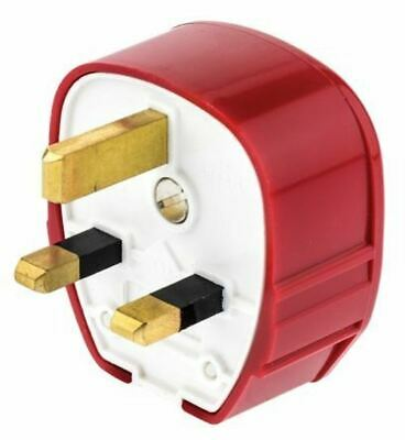 MK Electric UK Mains Plug BS 1363, 13A, Cable Mount