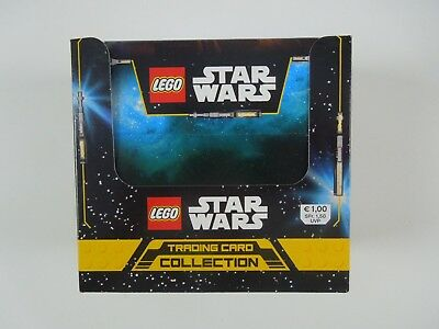 Lego Star Wars Trading Cards Serie 1 - 1x Display NEU OVP 50 Booster